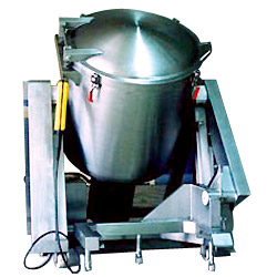 vacuum mixing and massage machine