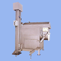 vacuum mixing machines