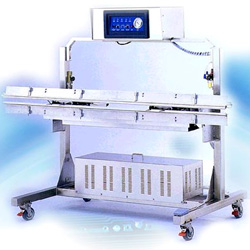 vacuum packaging machine for heavy products