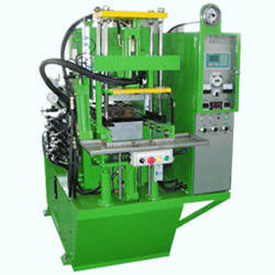 vacuum type oil seal molding machine