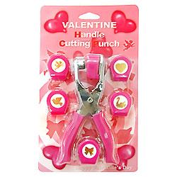valentine handle cutting punch