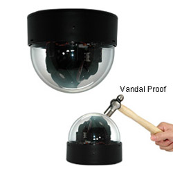 vandal proof mini ptz domes