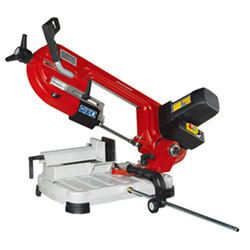 variable speed portable band saw