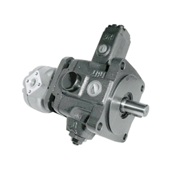 variable vane pumps and gear pump