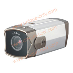 varifocal box cameras with osd menu