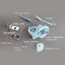 various fan parts