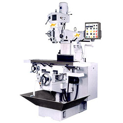 vertiacal turret milling machines