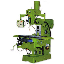 vertical horizontal milling machine