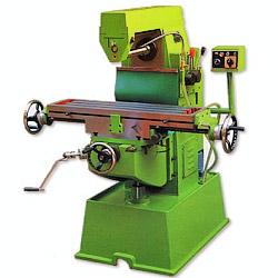 vertical-horizontal turret milling machine