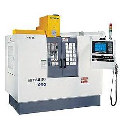 vertical milling center
