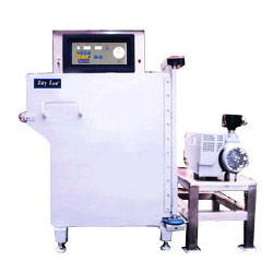 vertical single chamber type vacuum packaging machine