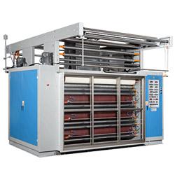 vertical type sueding machines