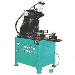 vertical type tube notching machines