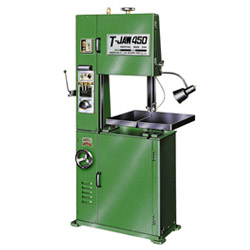 vertical variable speed band saw
