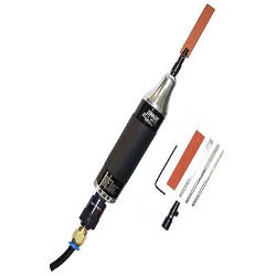 vibration reduction super fine air lapper, lapper
