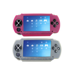 video game cases psp silicon sleeves