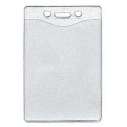 vinyl badge holders