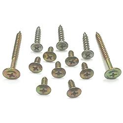 wafer head self tapping screws
