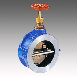 wafer type check valves