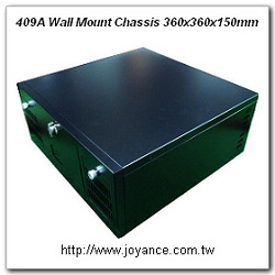 Wall Mount Chassis 360x360 Slim Chassis