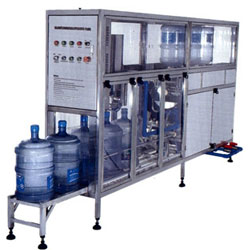 washing and filling and capping machines