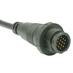 water proof circular connector cable