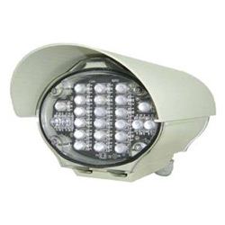 waterproof long range ir led illuminator