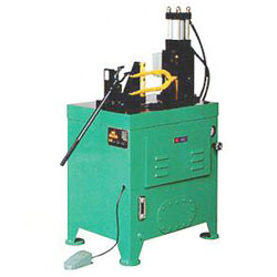 welded fork alignment machines