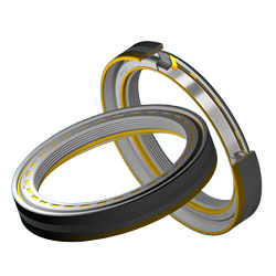 wheel axle seals