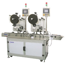 wipe dual labeling machines