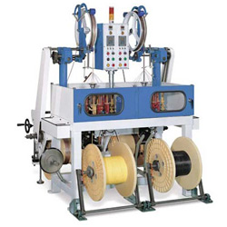 wire and cable braiding machines