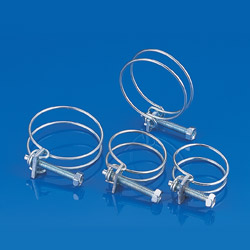 wire hose clamps