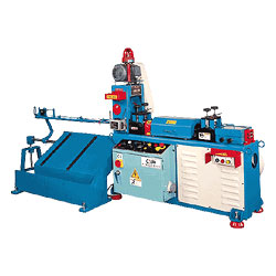 wire straightening machinery