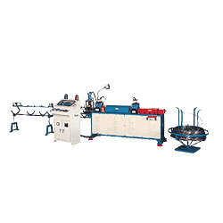 straightening machinery
