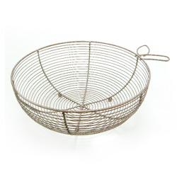 wire round fruit baskets