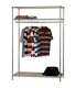 Wire Shelving Wardrobes - Clothing Organizer