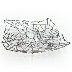 wire square fruit baskets