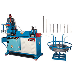 fully automatic wire straightening&cutting machine