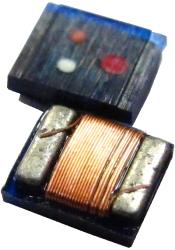 wire wound ceramic chip inductors
