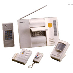 wireless intelligent security systems