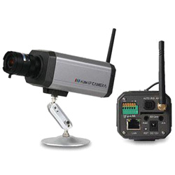 wireless wifi storage ip camera