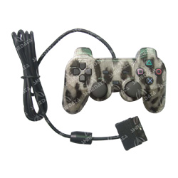 wolf camouflage joysticks for ps2