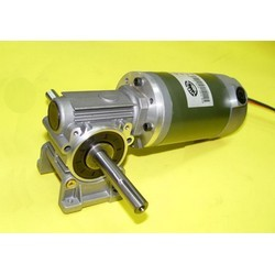 worm-geared-motor