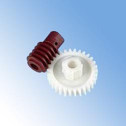 worm plastic gears