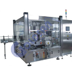 wrap around labeling devices