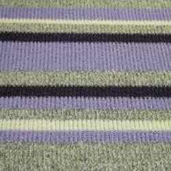 yard dyed stripe