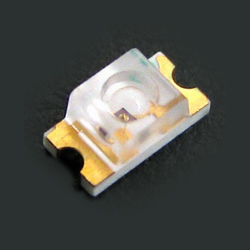 yellow chip led