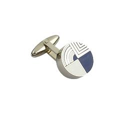 zinc alloy cufflink